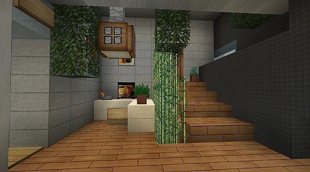 Modern The Sun Residence - Luxury Villa Minecraft Map ...