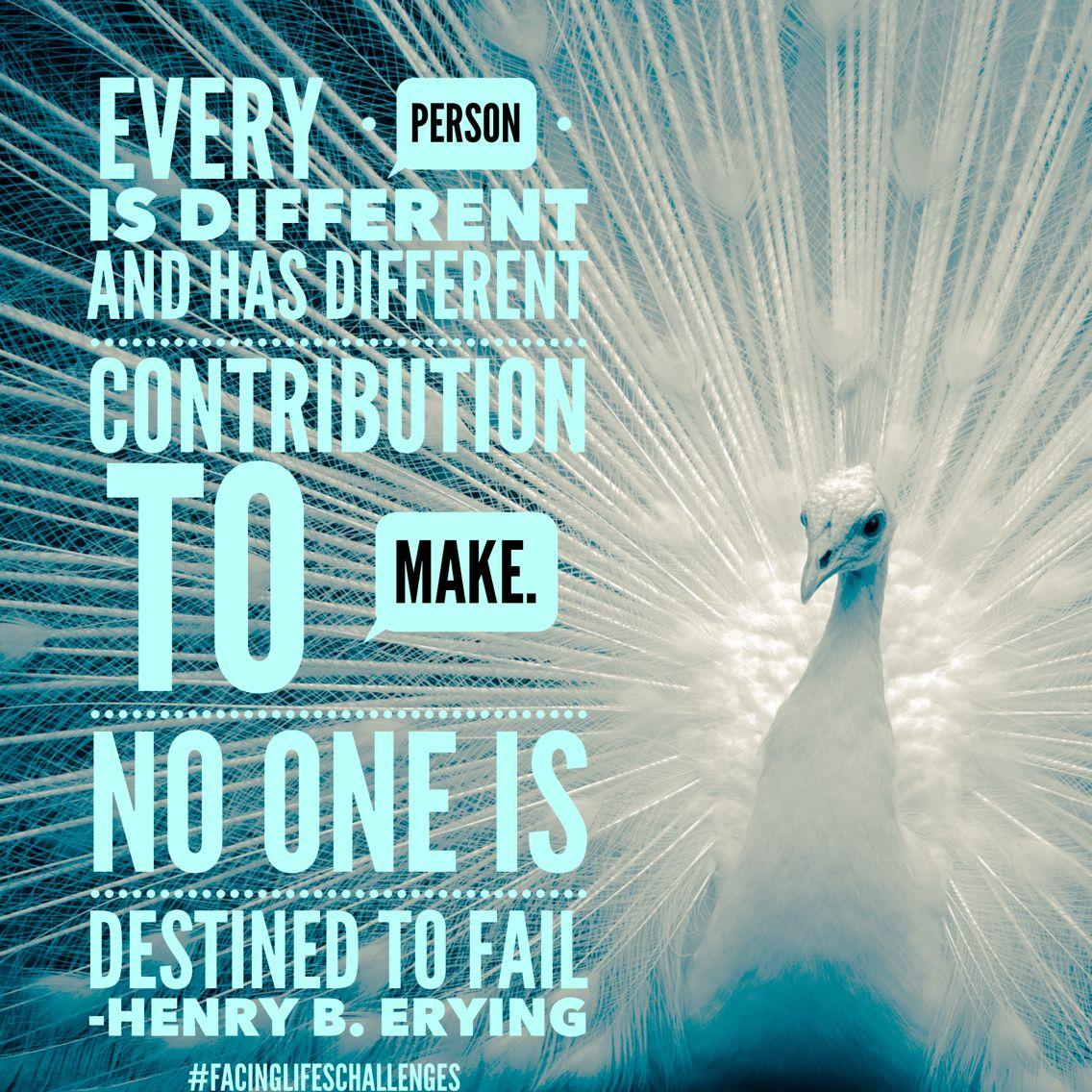 Value #diversity #differentPerspective. #PresErying #ShareTheLove #lds #ldsconf #sharegoodness