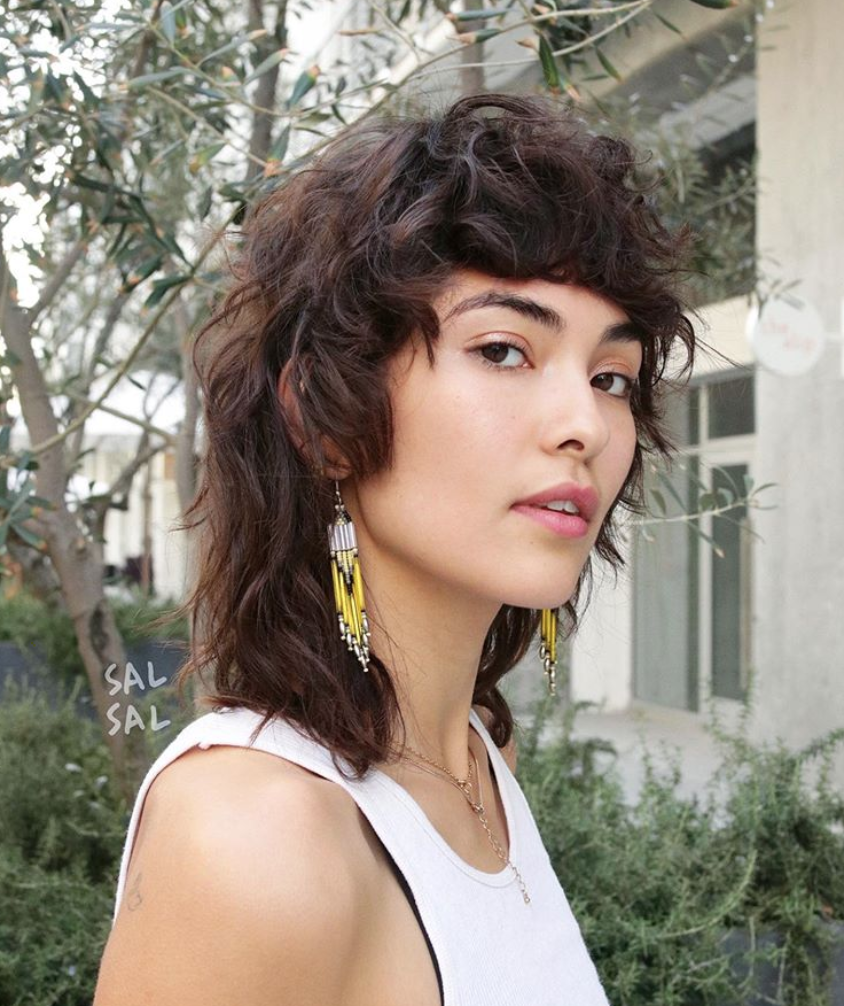 The Coolest Shag Haircuts You'll Want to Copy