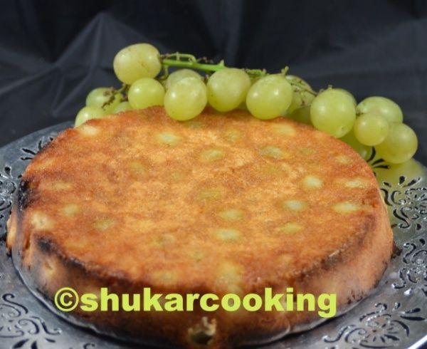 gâteau au raisin frais et amande | cuisine | pinterest | les