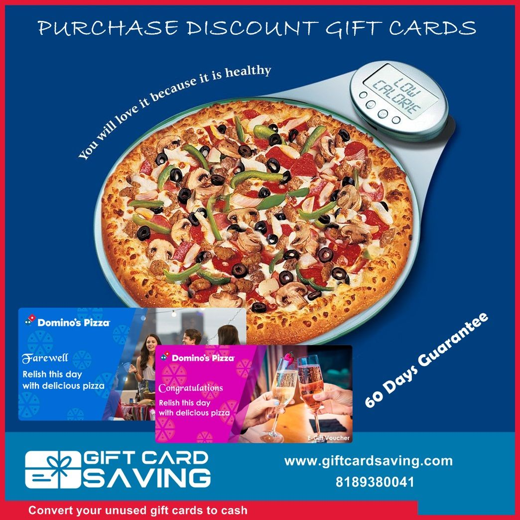 Dominos pizza digital gift cards in 2020 delicious
