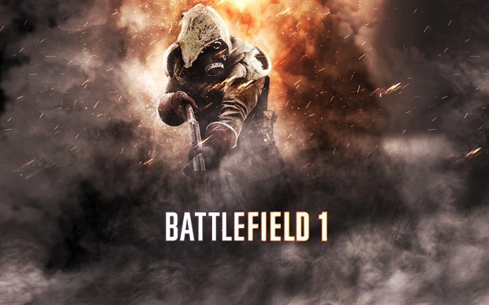 Download Wallpapers Battlefield 1 Poster 2017 Games Shooter Besthqwallpapers Com Battlefield 1 Battlefield Pc Games Wallpapers