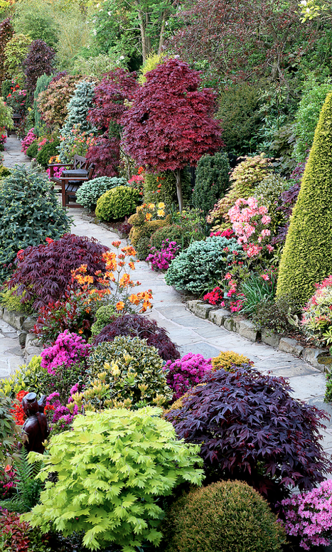 Full Garden In Backyard: Famous Gardens Of The World