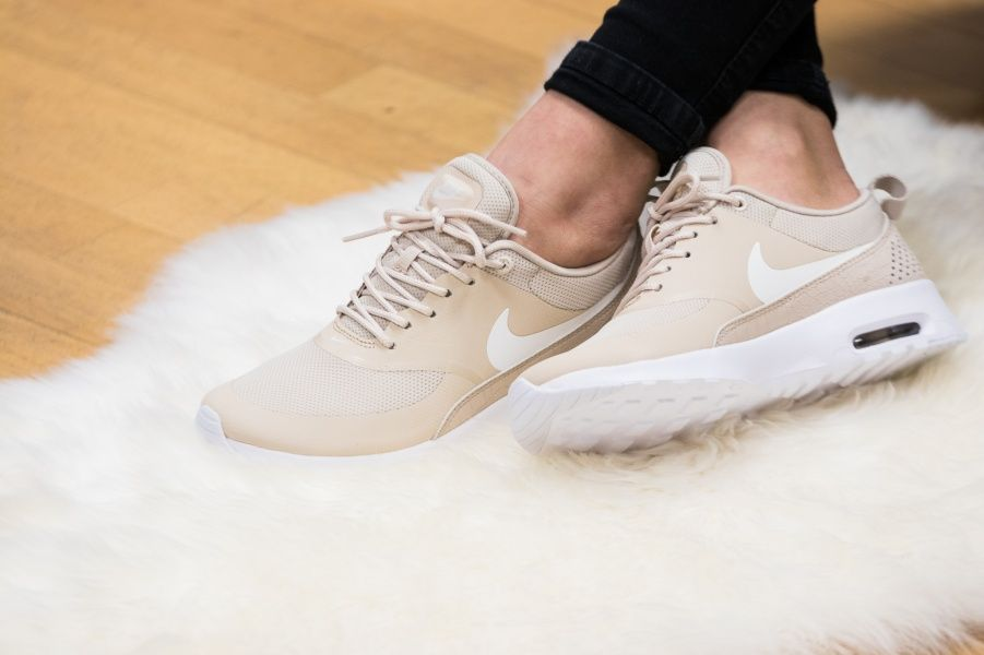 the best attitude c51a6 43035 Nike - WMNS Air Max Thea Oatmeal - 599409-105