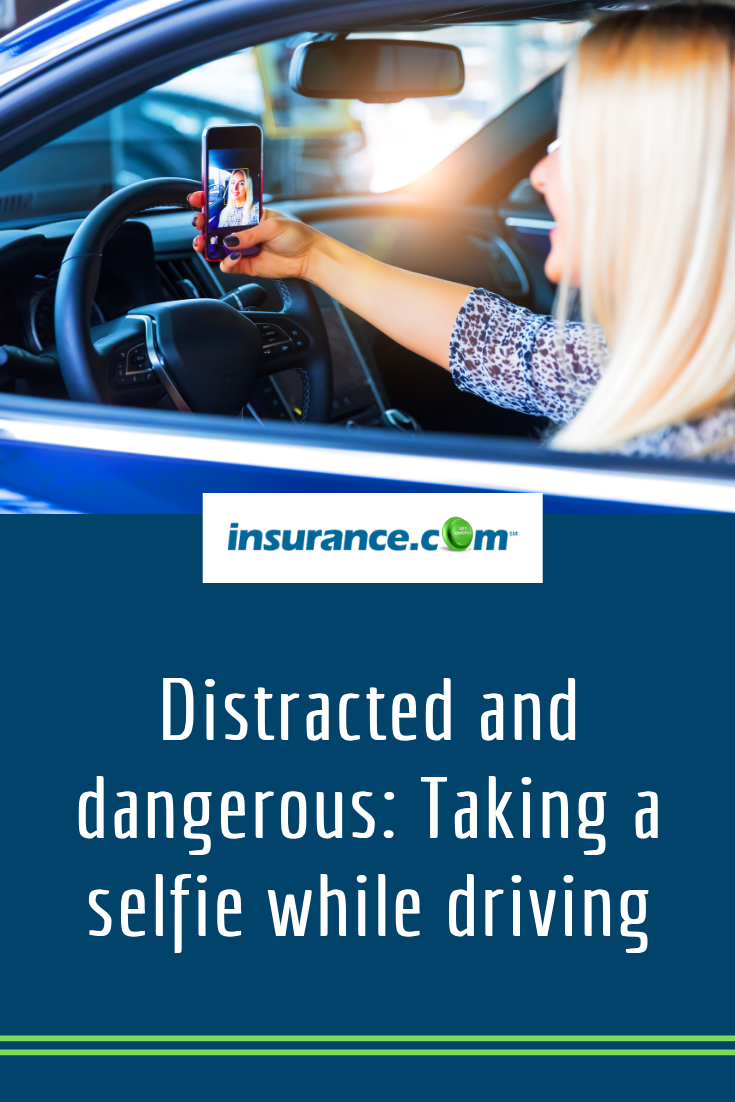 Distracted Driving Survey 2020 Reasons Why Drivers Misbehave Behind The Wheel Distracted Driving Distractions Car Insurance