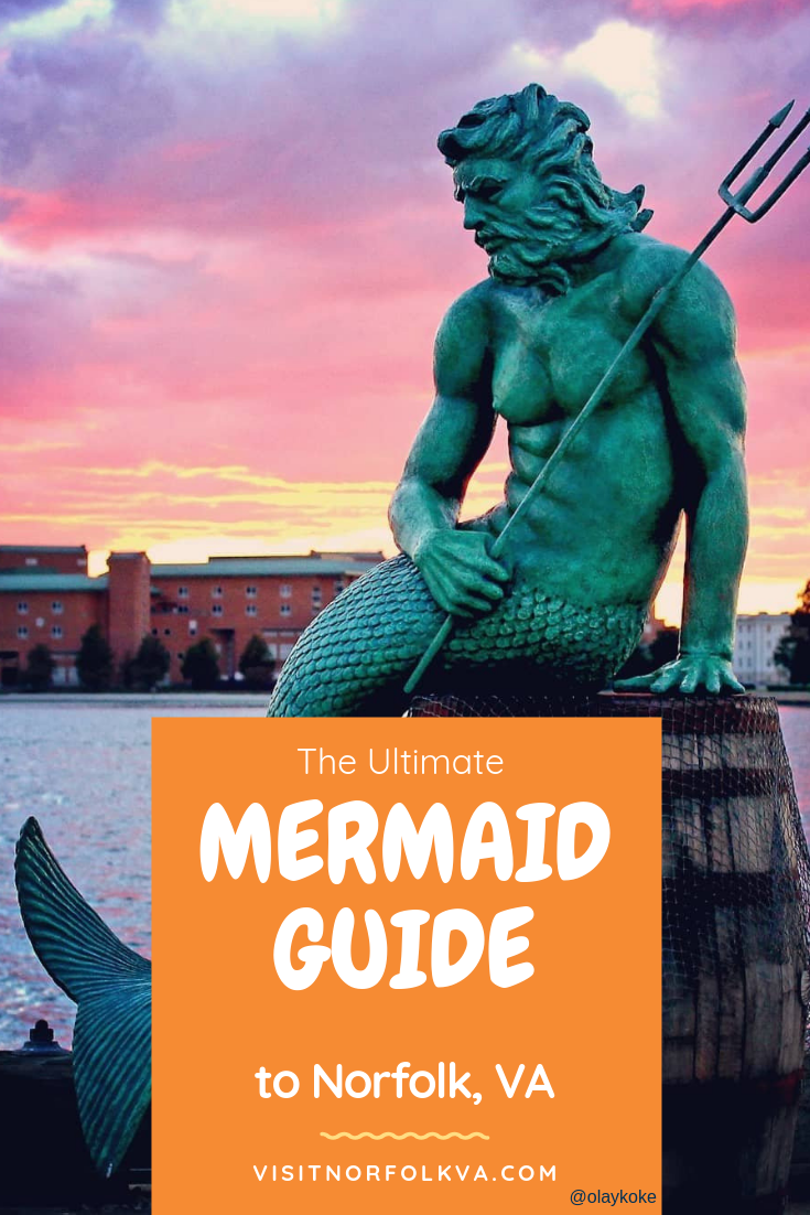 Your Guide to the Norfolk Mermaids   VisitNorfolk On the Blog