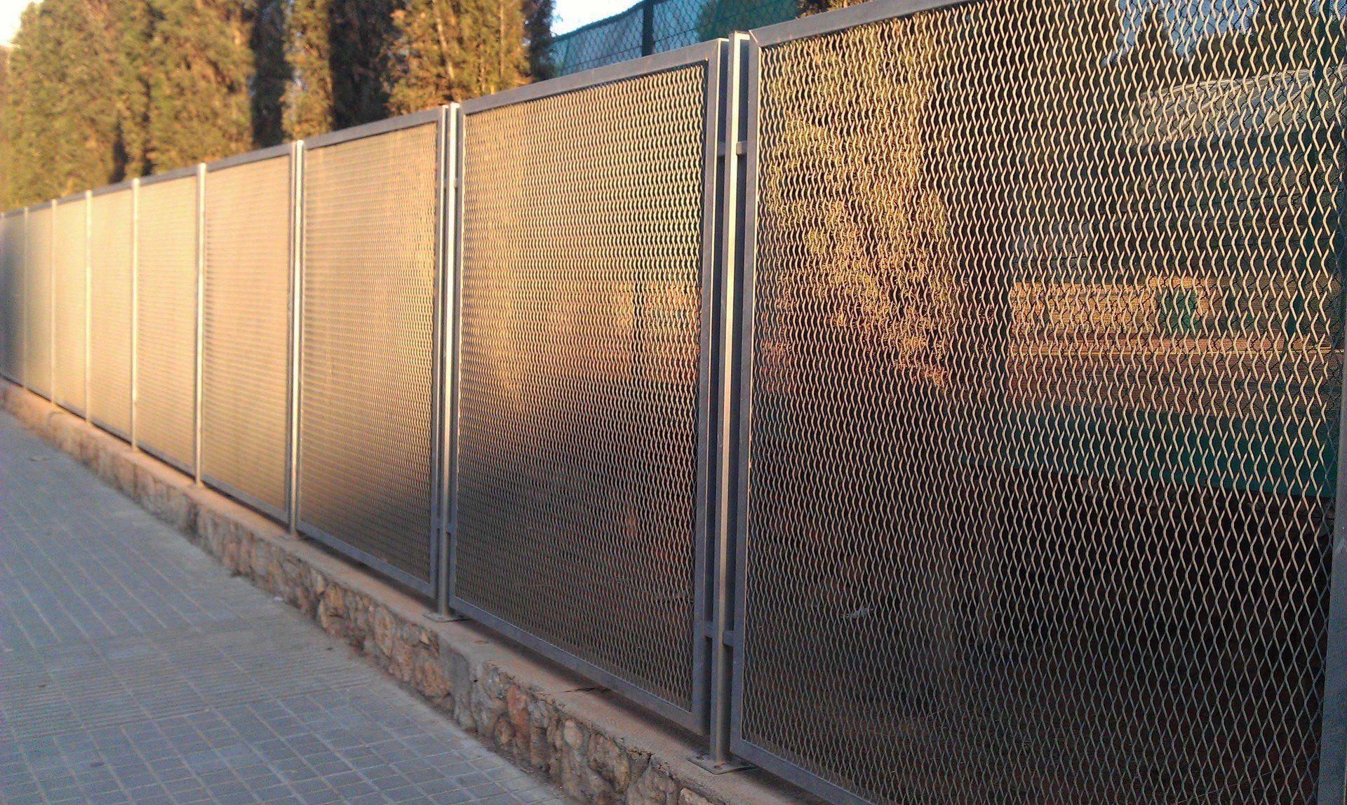 Verjas Decorativas Metalicas Deploye De Cerramientos Vadia