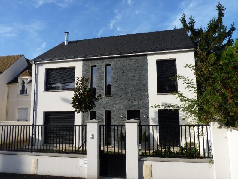 Modèle de maison Concorde 130 - 4 chambres - Maisons Berval Archi