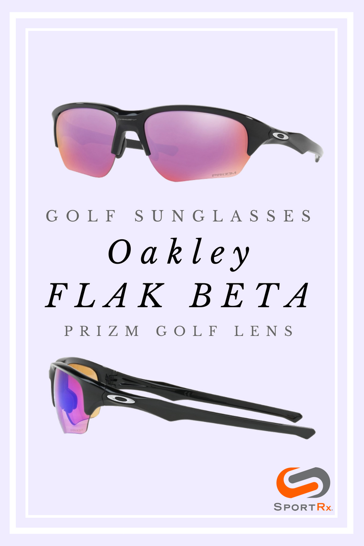 Shop Oakley Flak Beta Online At Sportrx Available In Prescription Prescription Sunglasses Online Oakley Sunglasses Oakley