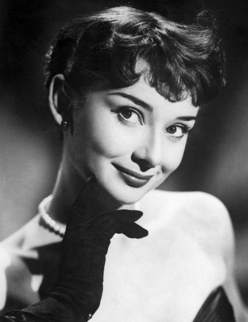audreyandmarilyn:  Audrey Hepburn, 10th May 1951.