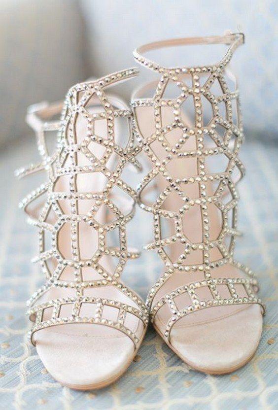 b9b1c27b61f Wedding shoes idea via Jessica Claire Photography   http   www.himisspuff.