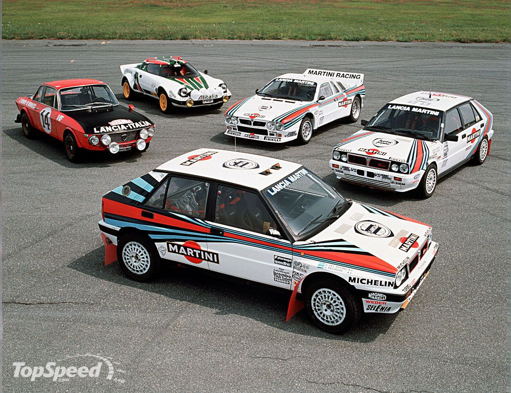 Lancia might be one of my favorite car companies. Here are some ...
