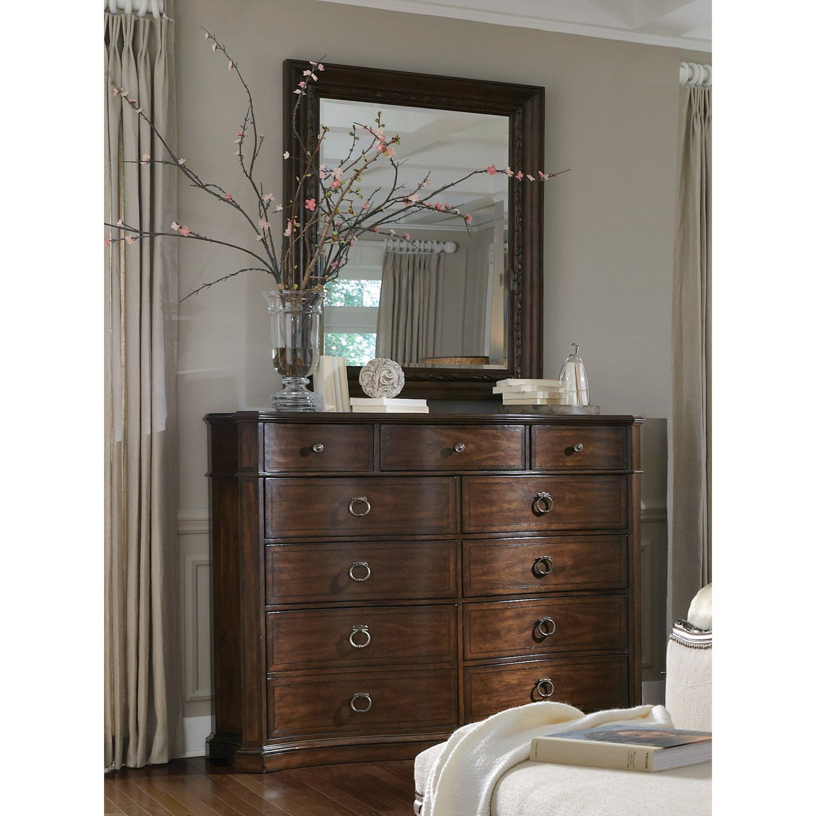 Art Furniture Chateaux 10 Drawer Dresser  Artf659