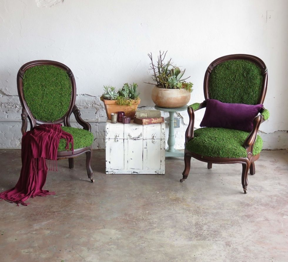 Delightful Vintage Moss Furniture For Photographed At Ardor Studio Hattiesburg, Ms  Inspired By Spring Good Looking