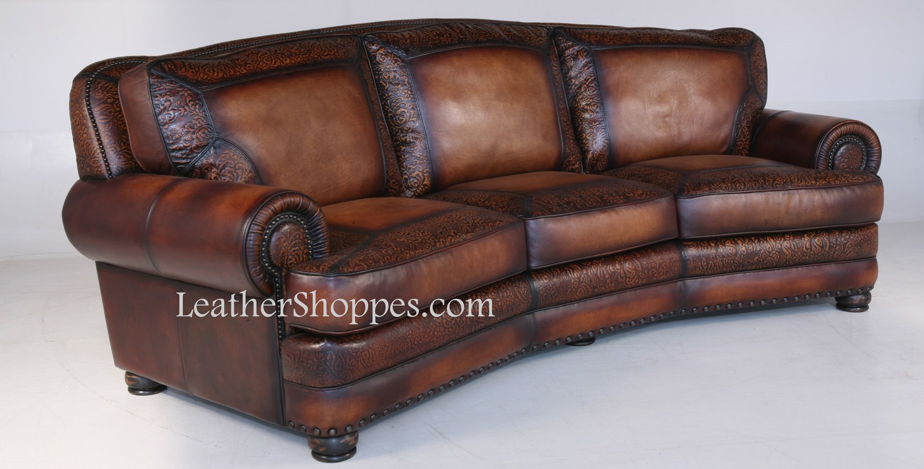 Western Couches Living Room Furniture Sandringham Conversation Sofa At Leathershoppescom Leather
