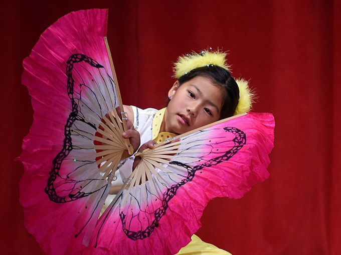 Artown: Discover Chinese Dance. The Little Swan Chinese