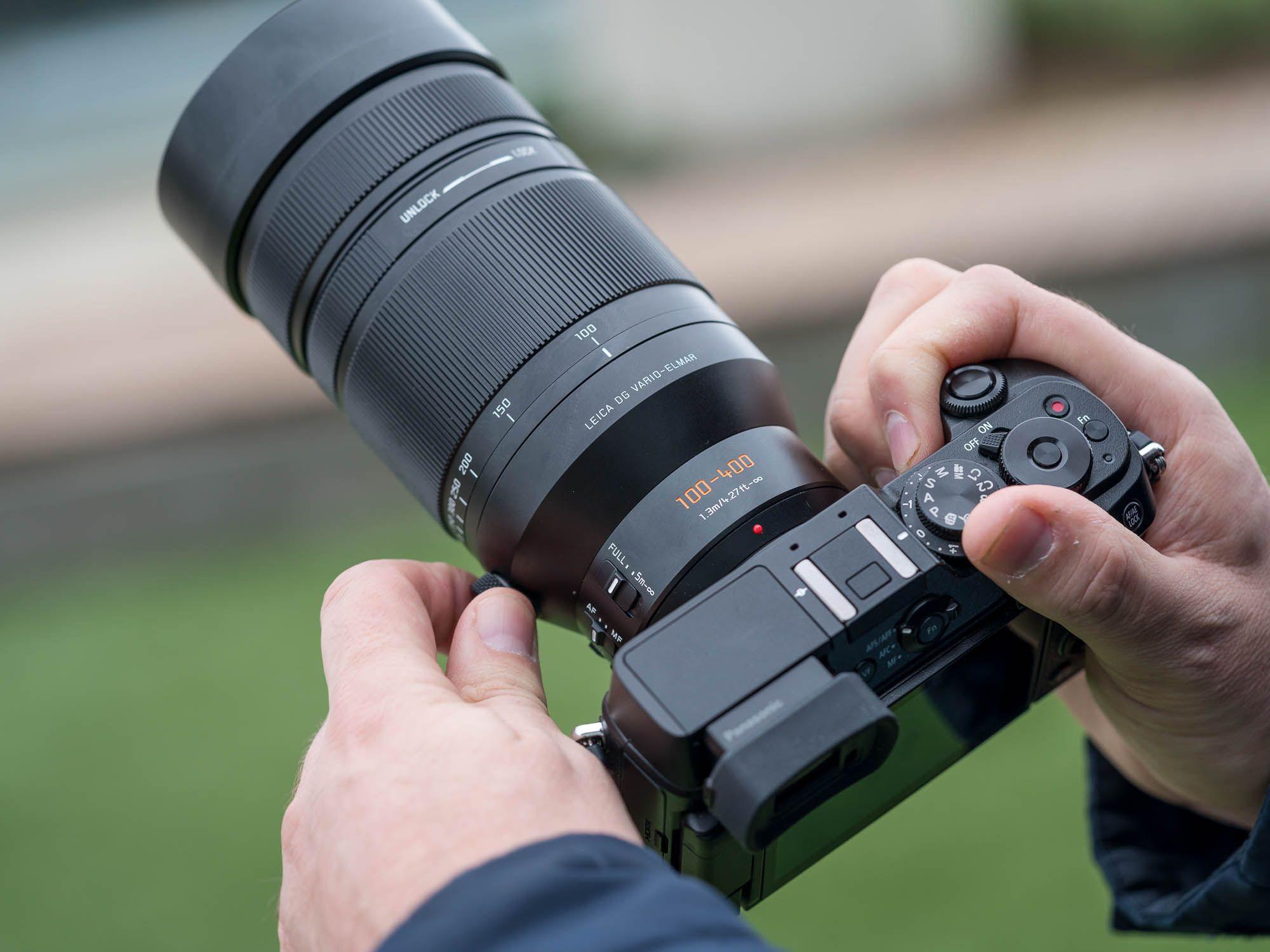 Panasonic Leica Dg 100 400mm F 4 0 6 3 Asph Image 7 Photo Equipment Leica Image
