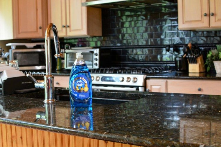 9 Ways To Clean Granite Countertop In 2020 Keep Countertops