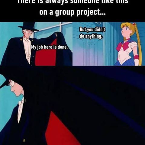 How Group Projects Usually Work 9gag 9gagmobile Tagforlikes Funny F4f Ff L4l Funny Animal Memes Anime Funny Funny Images