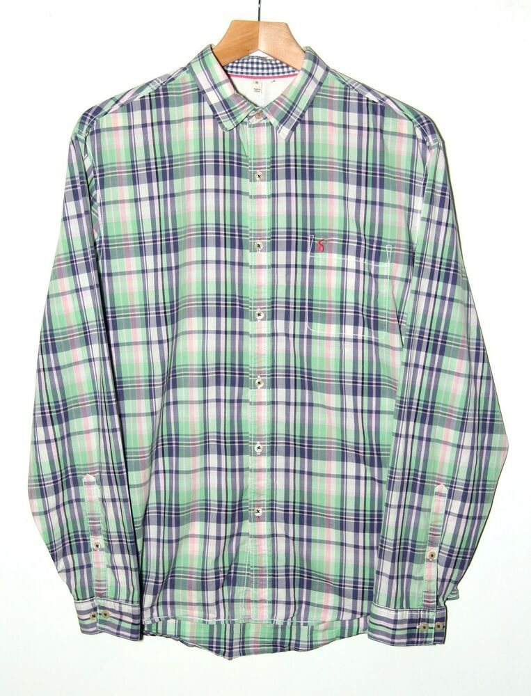 ae0cb7068d7f3 Mens Paul and Shark Casual Shirt Checked Blue/White/Red Size XXXL ...