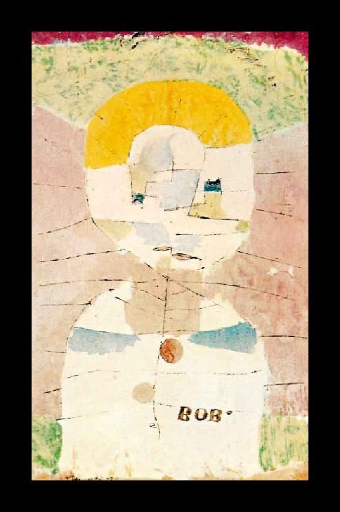 Bob - Paul Klee 1920 World In Color Art Cezanne