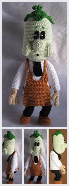 How to Make Amigurumi Doll
