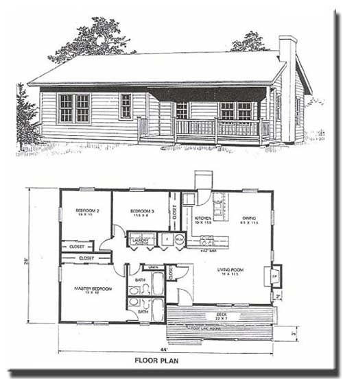 Idaho cedar cabins floor plans holiday home project for Cedar cabin floor plans