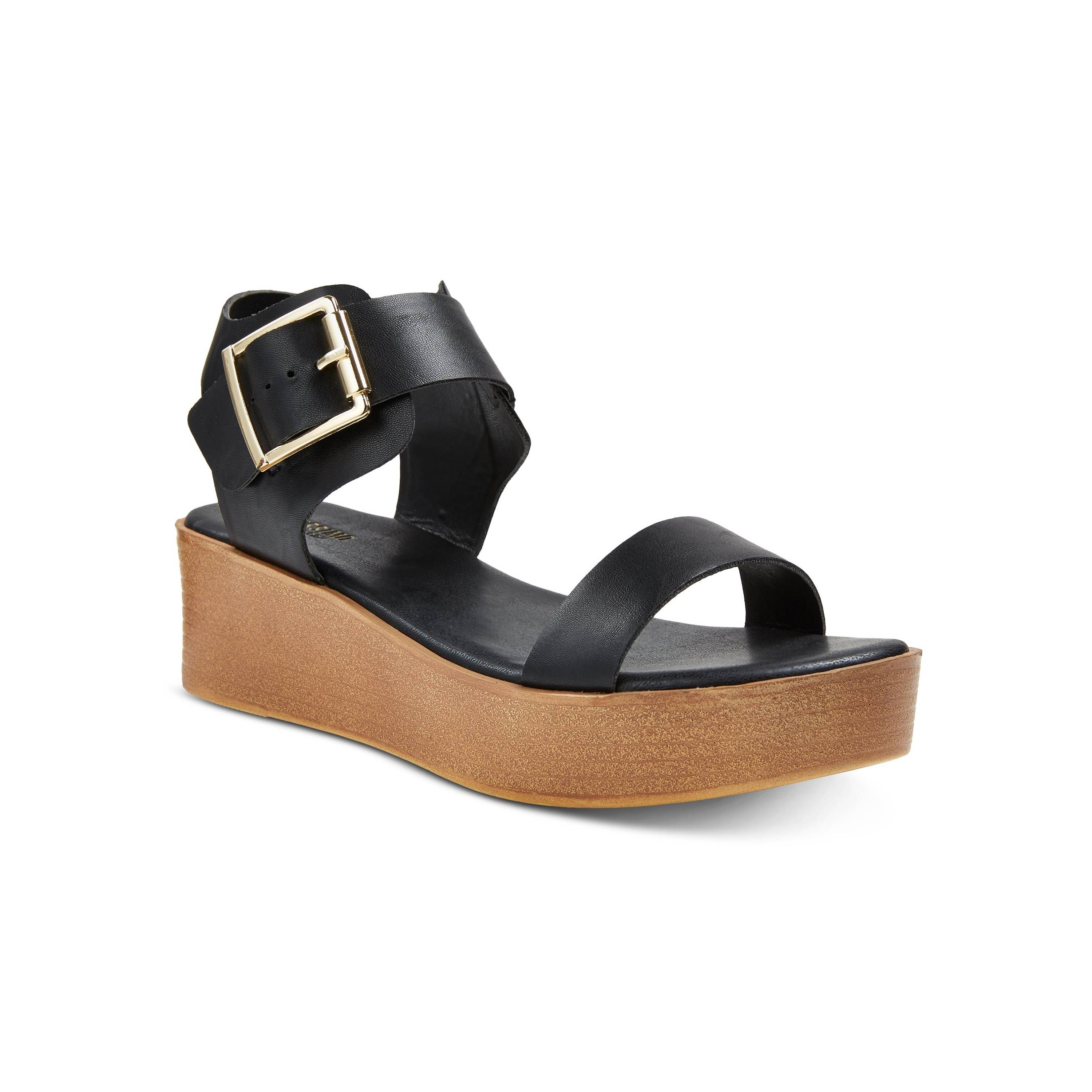 5af879a326f Women s Gretchen Quarter Strap Sandals - Mossimo Supply Co. ™ from Target