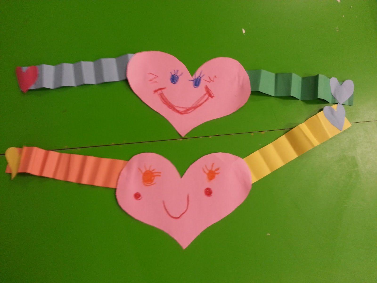 Valentines Day Craft Preschool