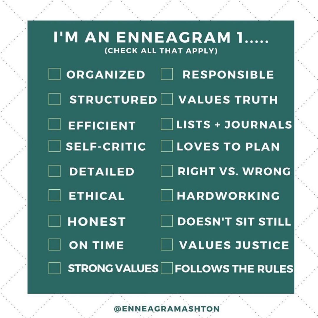 """Ashton Whitmoyer-Ober on Instagram: """"Check ✅ all that apply! Which resonates the most with you? 👇🏼 share in your story and check them off!"""""""