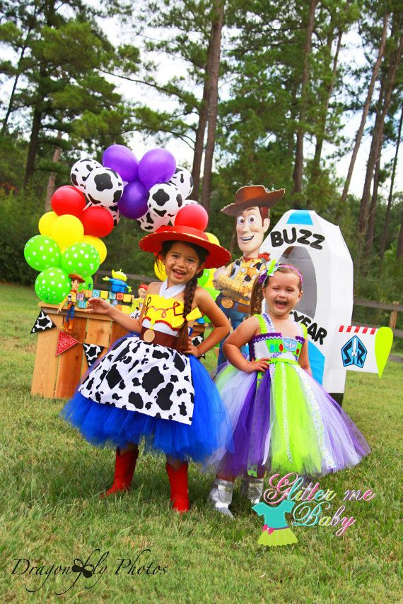 Toy story Tutu dress Woody and Jessie. Oh I love this this is perfect. 2a5562a260c