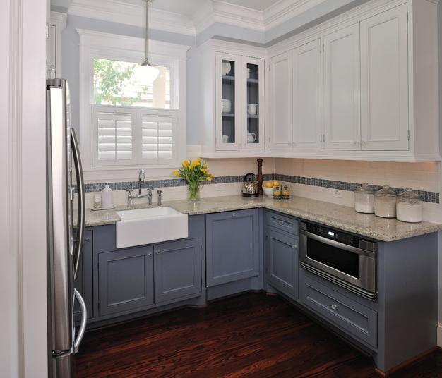 Eiche Küchenschränke renovieren | Wohnung | Pinterest ...