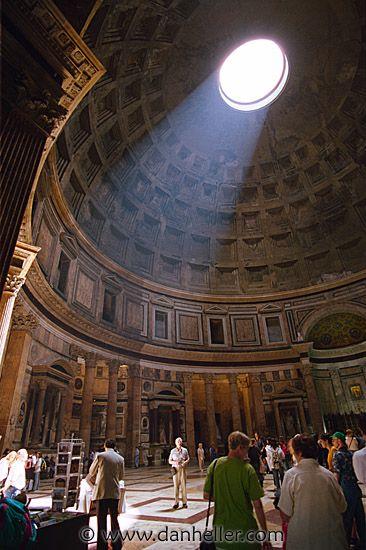 Roma - Pantheon interno