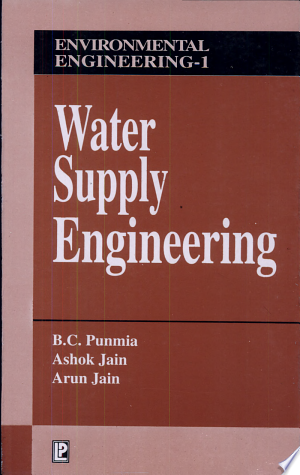 Read Online Water Supply Engineering Pdf In 2020 Water Supply Environmental Engineering Engineering