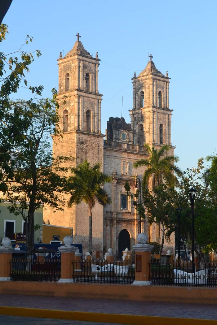 5 Reasons Valladolid  is Mexico's best city for retirees. The fascinating colonial town of Valladolid, tucked between Cancun and Merida, has been Mexico's best-kept secret for the past several years.