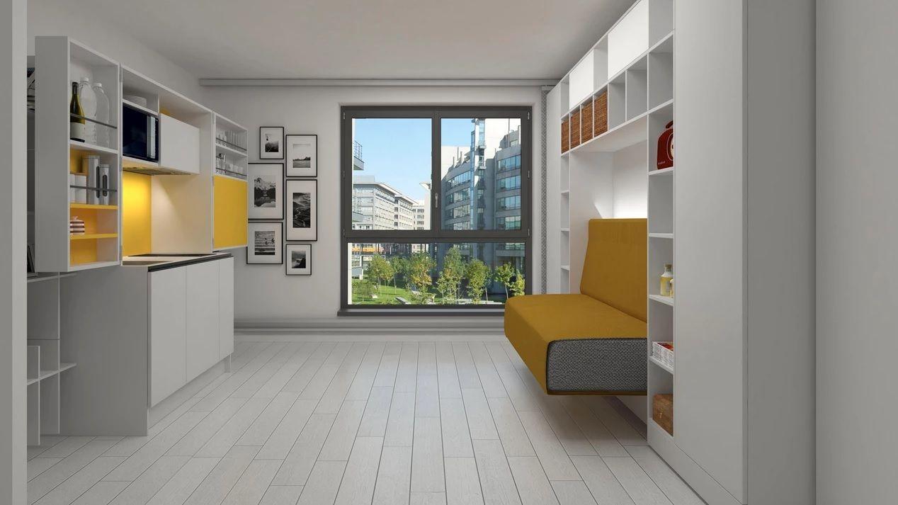 Arredare un soggiorno piccolo: idee e prodotti per trarne ...