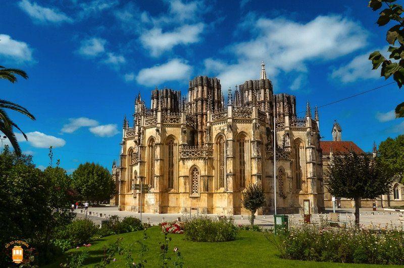 Batalha Monastery - Central Portugal #visitportugal