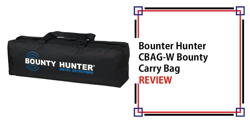 Bounter hunter cbagw bounty carry bag review metal