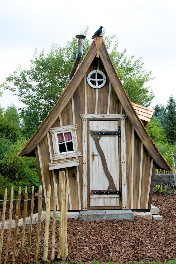 hexenhaus für garten märchenhaus lieblingsplatz hexenhaus obi | garten