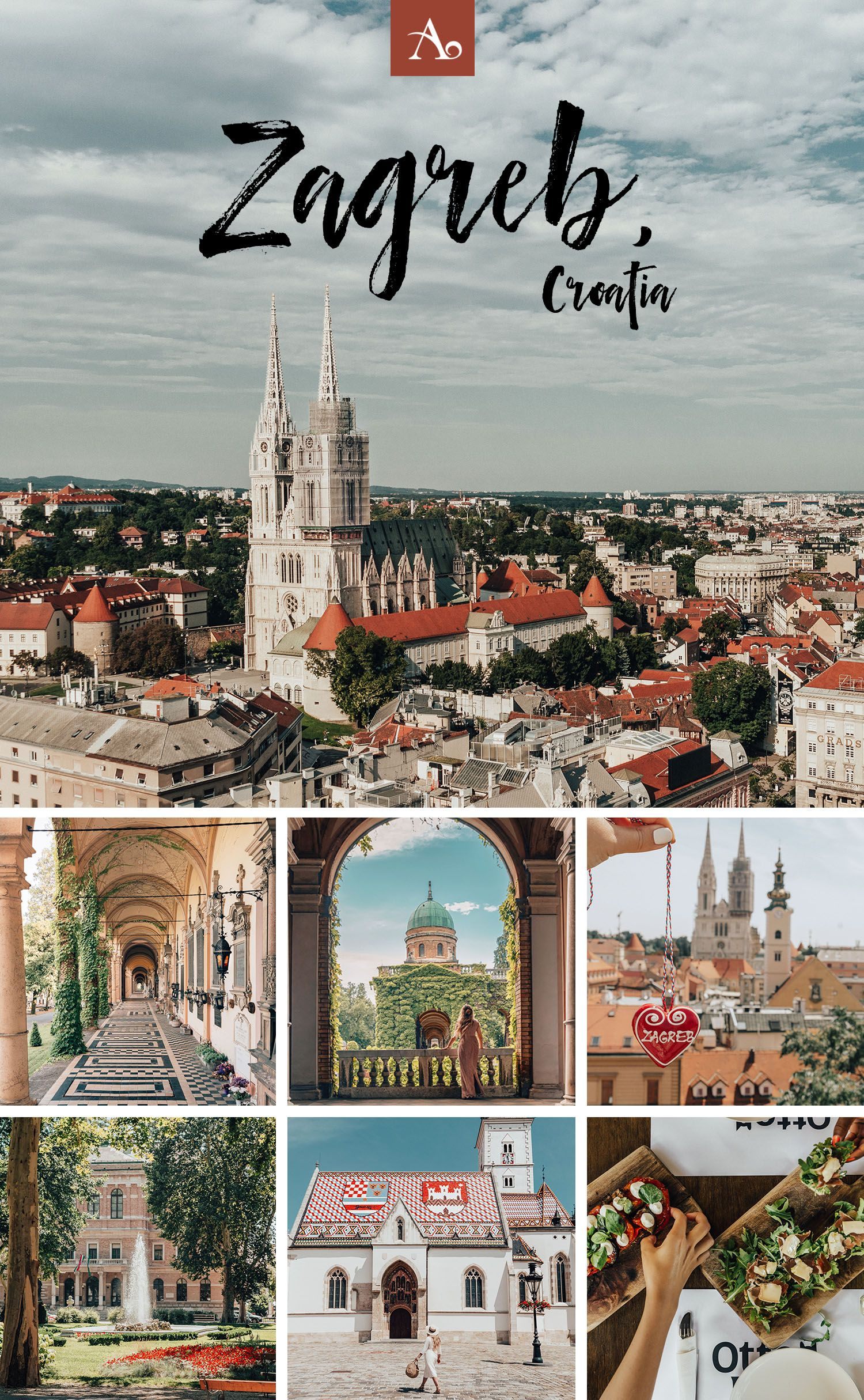16 Best Things To Do In Zagreb Croatia Zagreb Croatia Croatia Travel Guide Travel