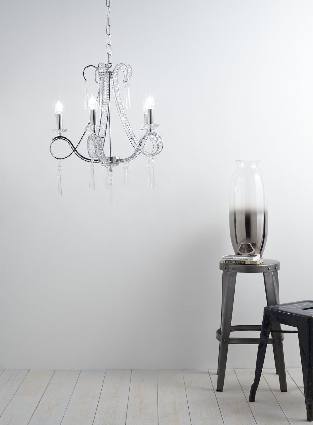 Trinity 5 light chandelier bhs home ideas pinterest bhs trinity 5 light chandelier bhs arubaitofo Image collections