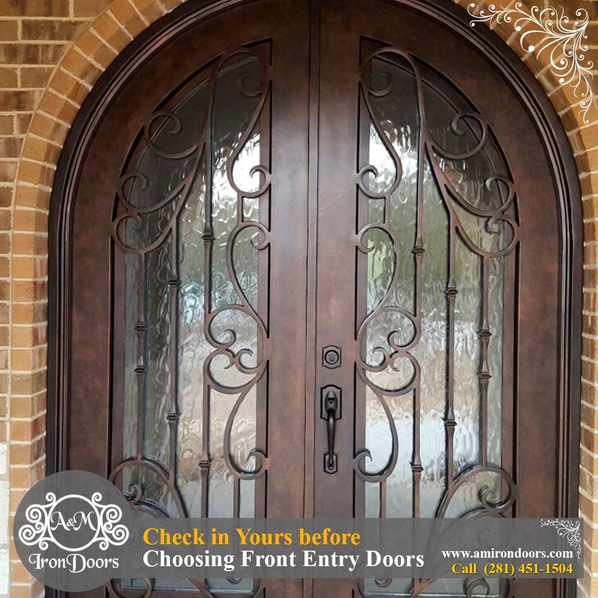 Check In Yours Before Choosing Front Entry Doors Https Goo Gl