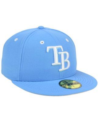 competitive price c9d2d ce143 New Era Tampa Bay Rays Pantone Collection 59FIFTY Cap - Blue 7 5 8