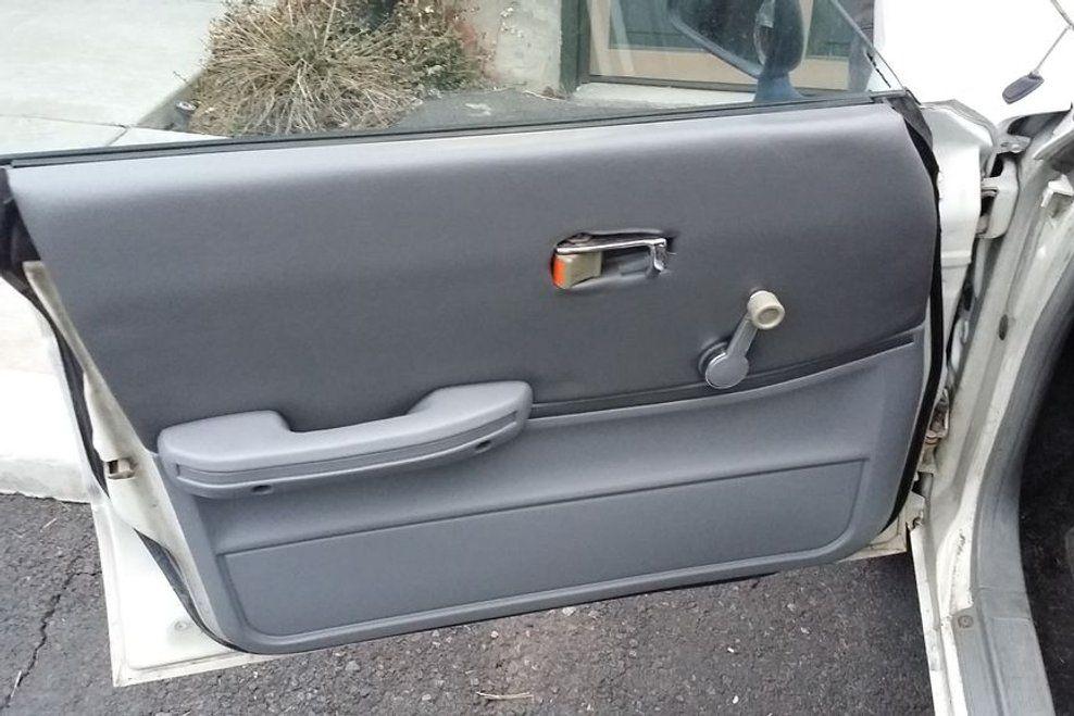 Diy Reupholster Vehicle Door Panels Panel Doors Doors Diy