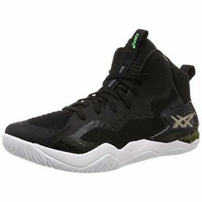 asics basketball shoes nova surge 1061a027 black black