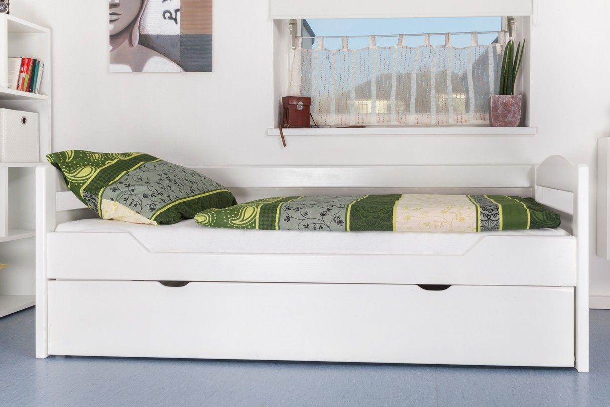 Bett Kinderbett zum ausziehen, Kleiner raum kinderzimmer