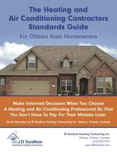 Jd Swallow Heating Air Conditioning Repair Service Sales Ottawa