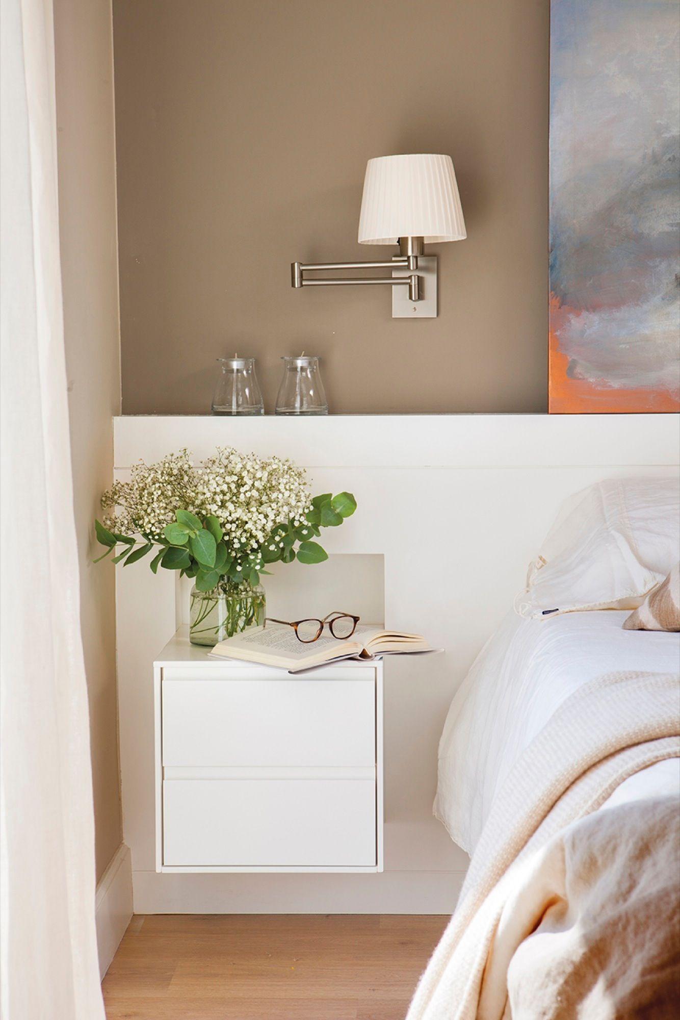 Ideas para reutilizar muebles de una lectora cabeceros for Ideas para habitaciones