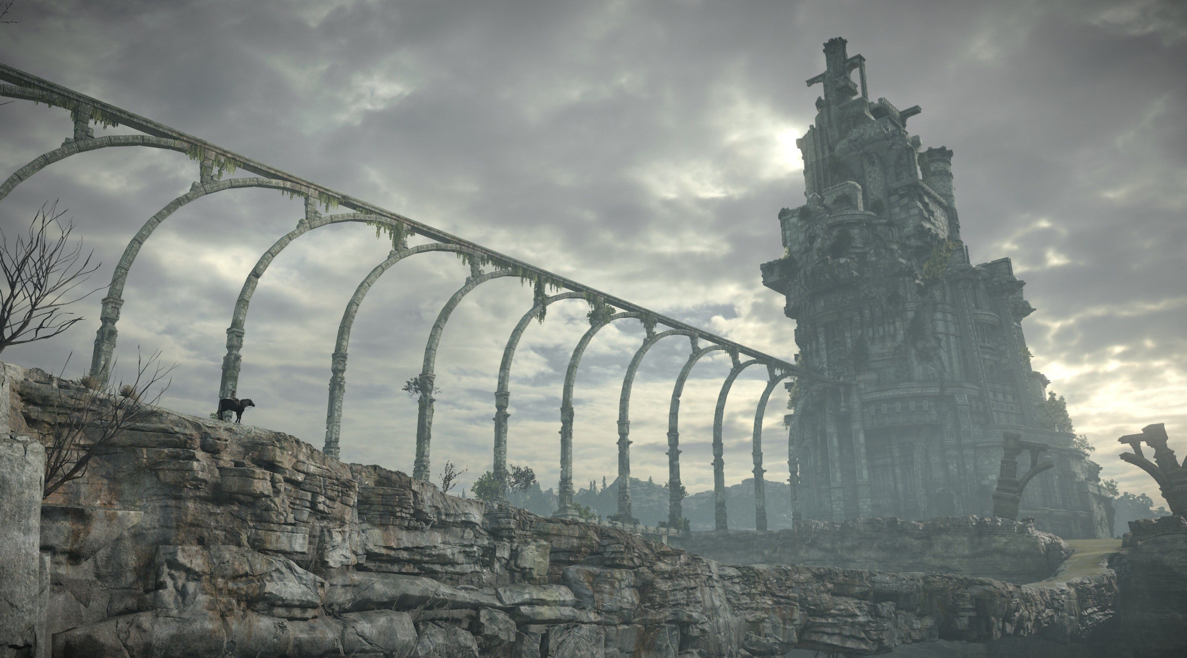 3840x2130 Shadow Of The Colossus 4k Screensaver Wallpaper Hd