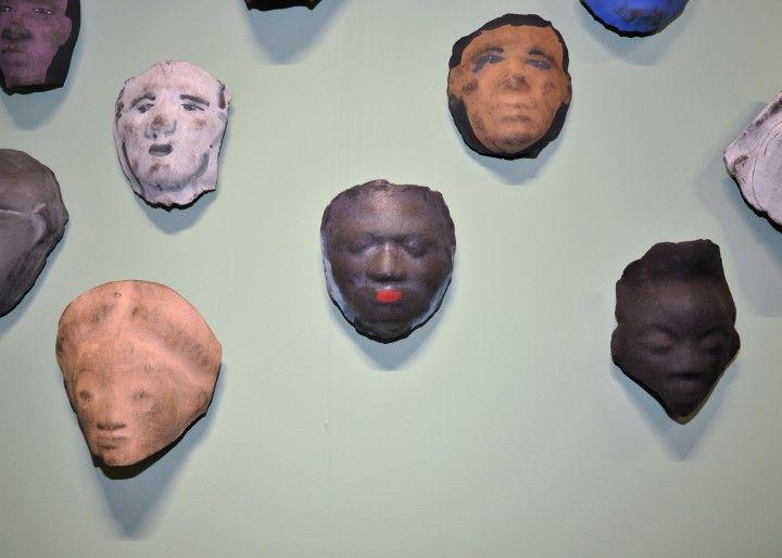 maskers - Clementina van der Walt